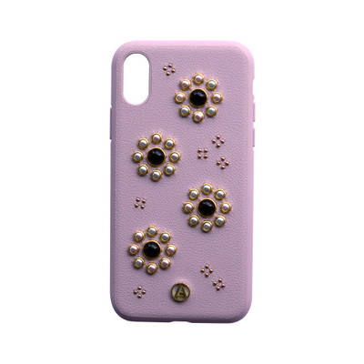 Luna Aristo Orbita for iPhone X/XS Coral Pink (LA-IPXPEA-PNK)