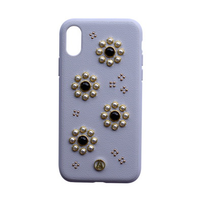 Luna Aristo Orbita for iPhone X/XS Celestial Grey (LA-IPXPEA-GRY)