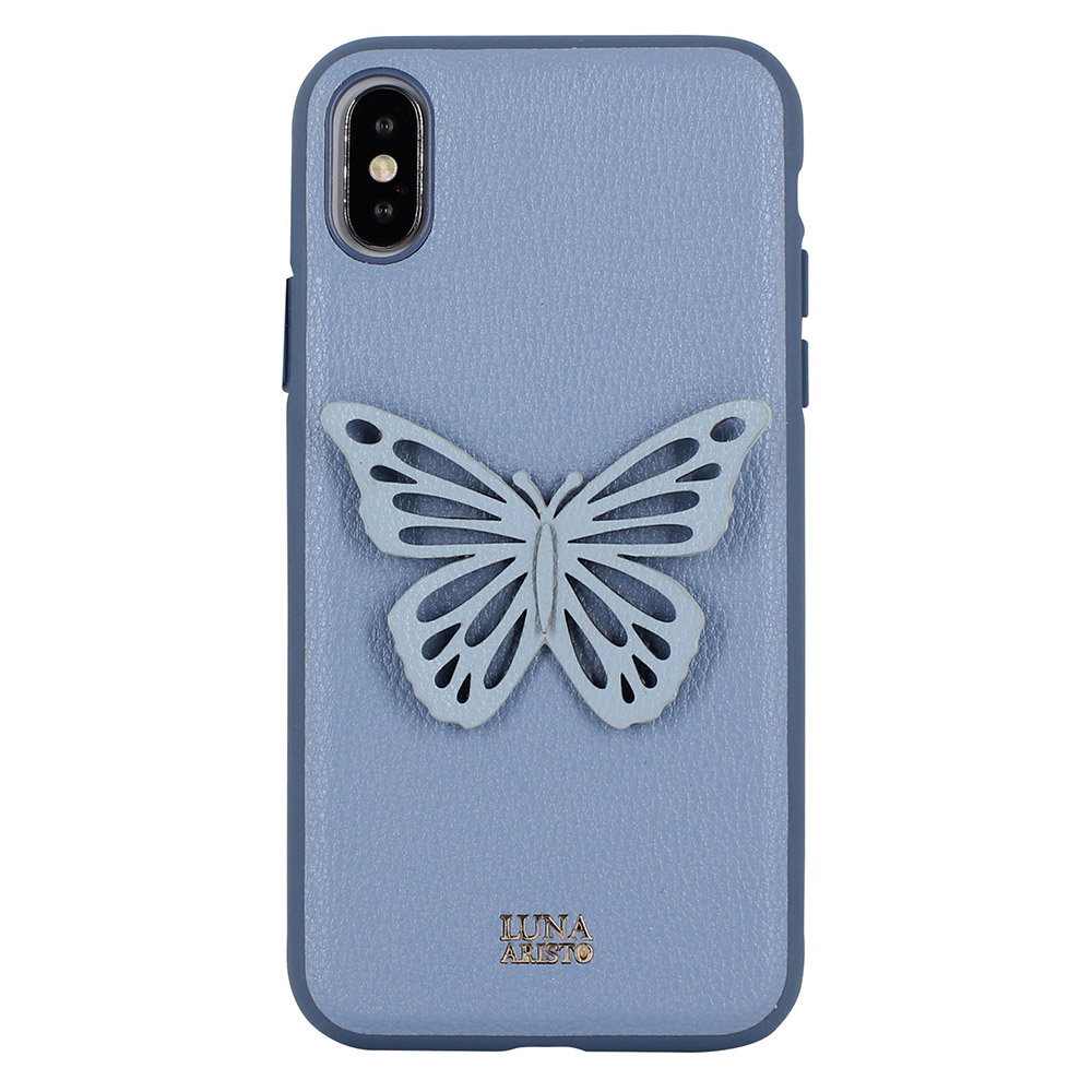 Luna Aristo Sophie Case Blue For iPhone X/XS (LA-IPXSOP-BLU)