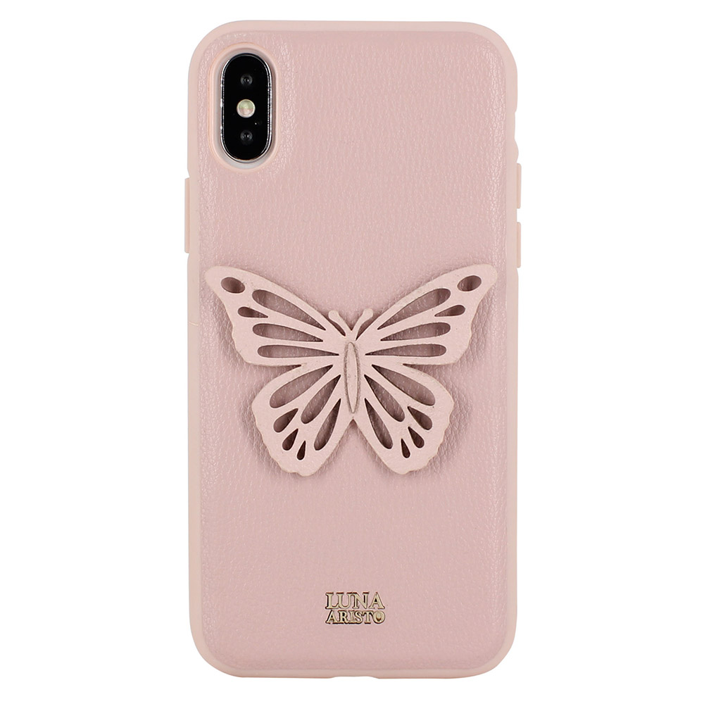 Luna Aristo Sophie Case Pink For iPhone X/XS (LA-IPXSOP-PNK)