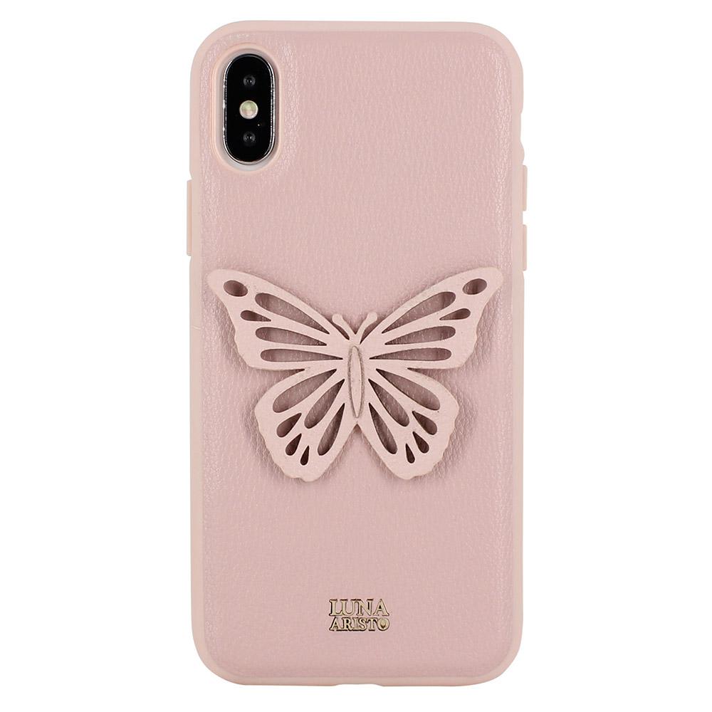 Luna Aristo Sophie Case Pink For iPhone X/XS (LA-IPXSOP-PNK)
