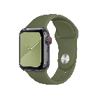 COTEetCI W3 Sport Band for Apple Watch 38/40mm Khaki (WH2085-KR)