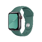 COTEetCI W3 Sport Band for Apple Watch 42/44mm Forest Green (WH2086-GN)