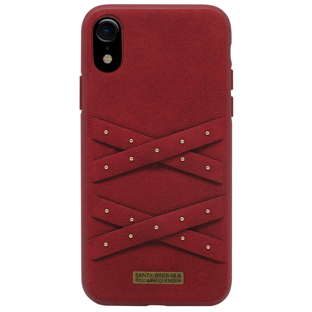 Polo Abbott For iPhone XR Red (SB-IP6.1SPABT-RED)