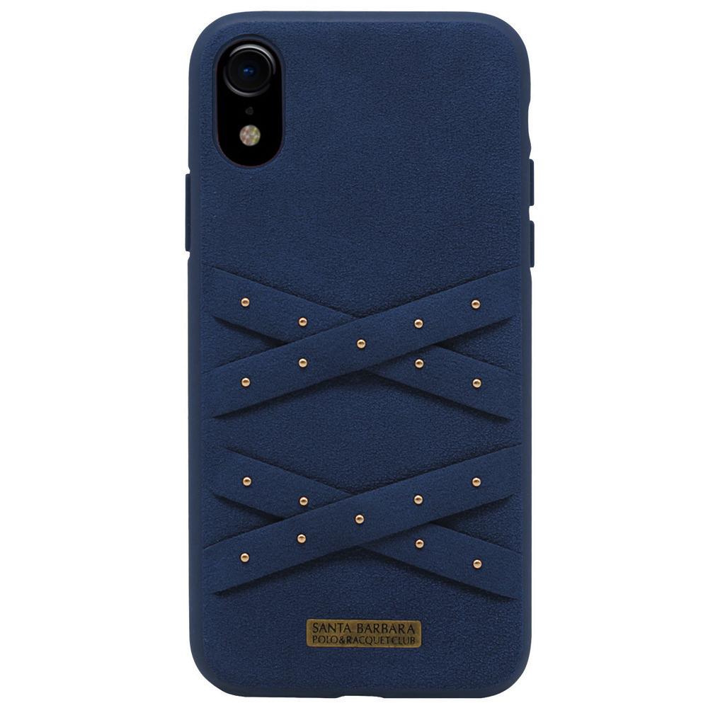 Polo Abbott For iPhone XR Navy (SB-IP6.1SPABT-NVY)