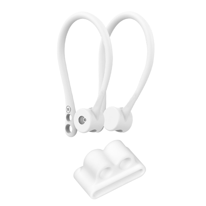 COTEetCI Airpods Sports Wrist Fit White (CS8117-WH)
