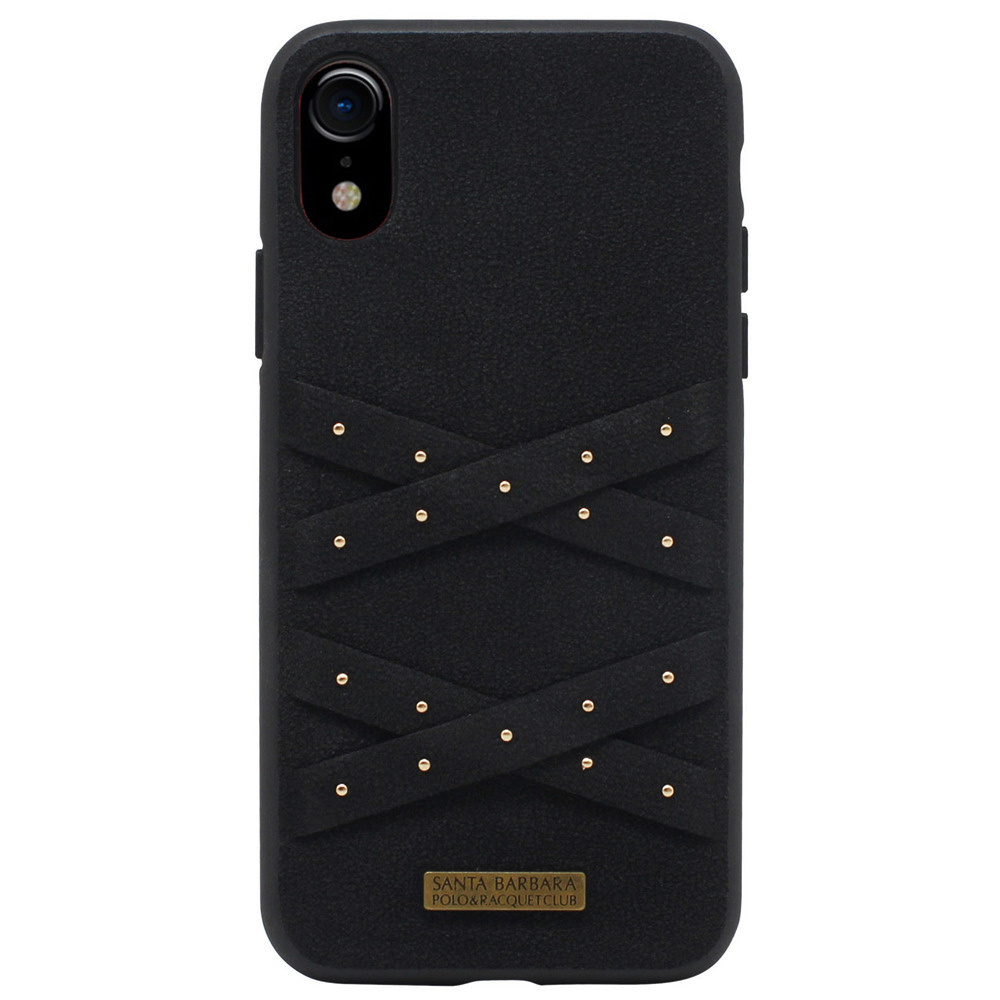 Polo Abbott For iPhone XR Midnight (SB-IP6.1SPABT-BLK)