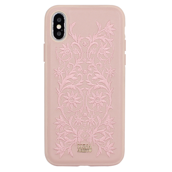 Luna Aristo Bess Case Pink For iPhone X/XS (LA-IPXBES-PNK)