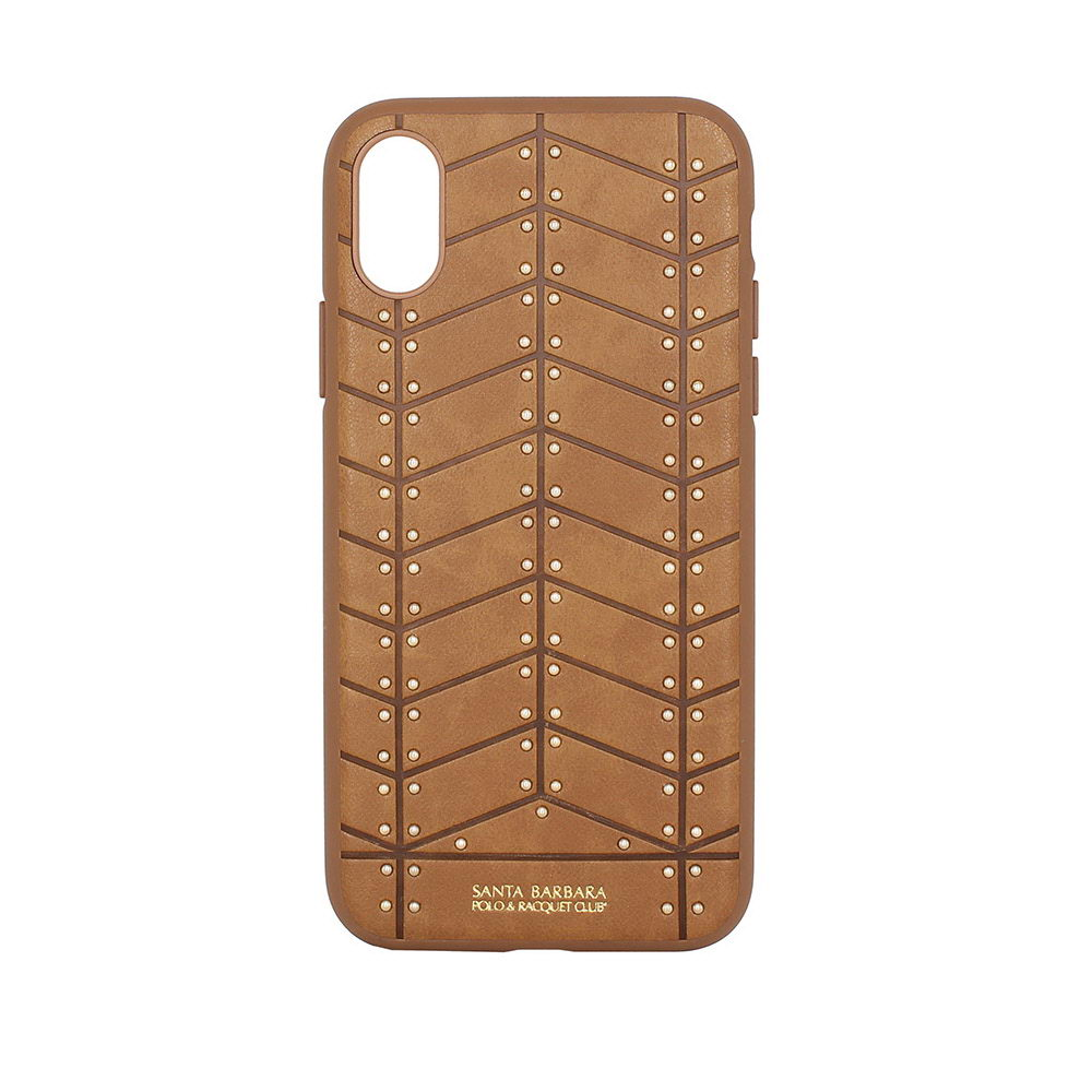 Polo Armor For iPhone X/XS Brown (SB-IPXSPARM-BRW)