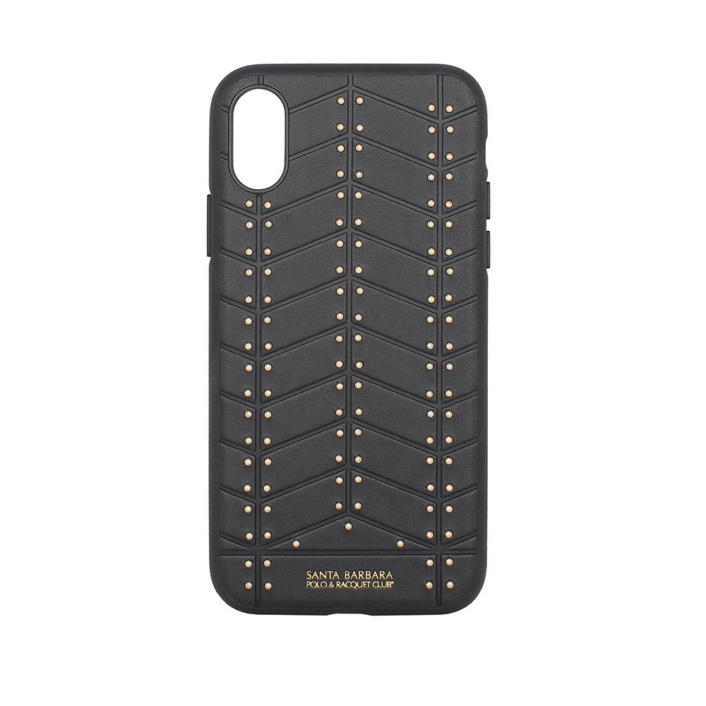 Polo Armor For iPhone X/XS Black (SB-IPXSPARM-BLK)