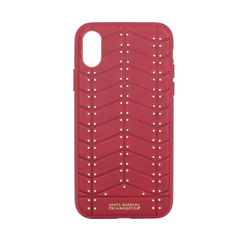 Polo Armor For iPhone X/XS Red (SB-IPXSPARM-RED)
