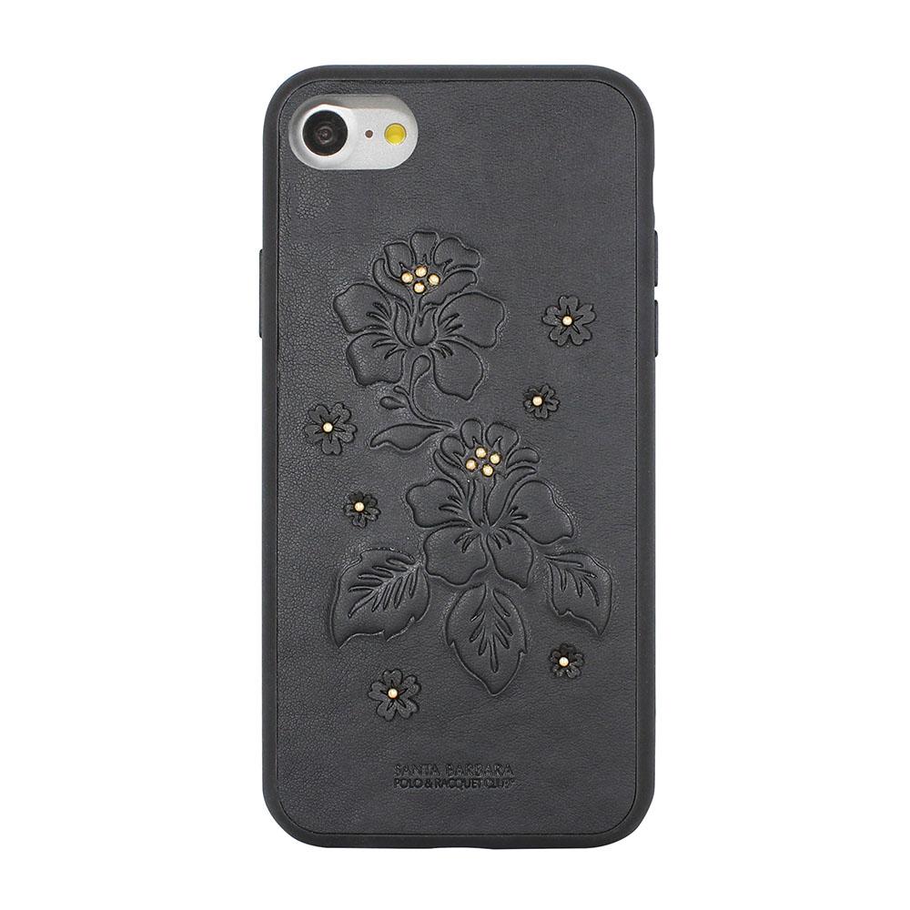 Polo Azalea Case Black For iPhone 7/8/SE 2020 (SB-IP7SPAZA-BLK)