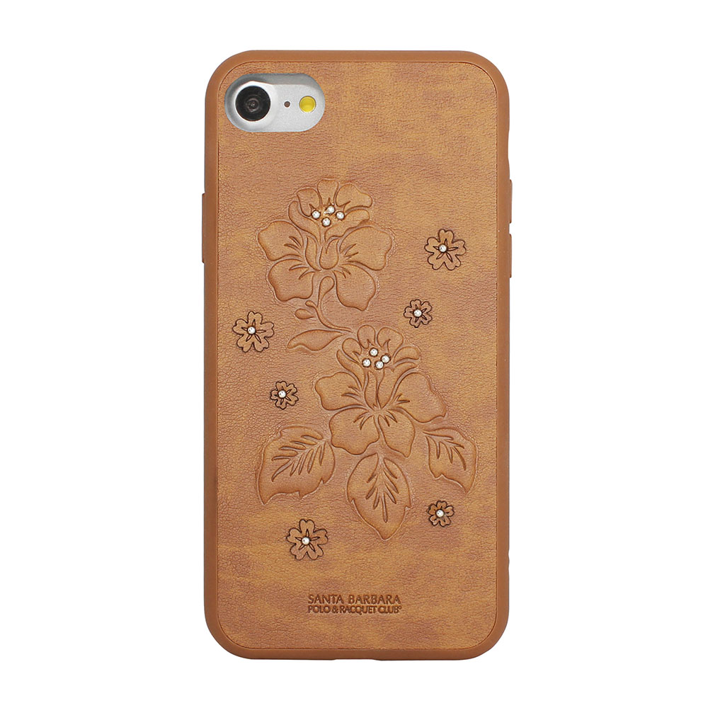 Polo Azalea Case Brown For iPhone 7/8/SE 2020 (SB-IP7SPAZA-BRW)