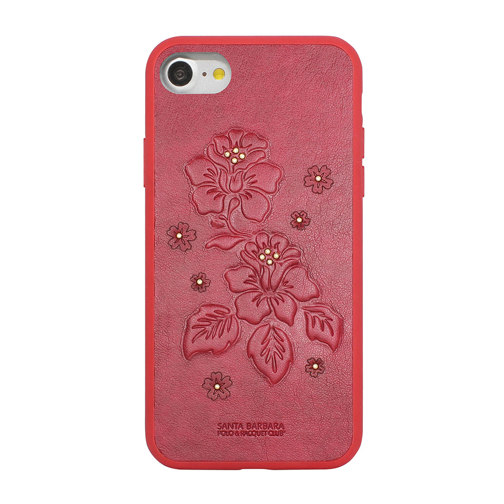 Polo Azalea Case Red For iPhone 7/8/SE 2020 (SB-IP7SPAZA-RED)