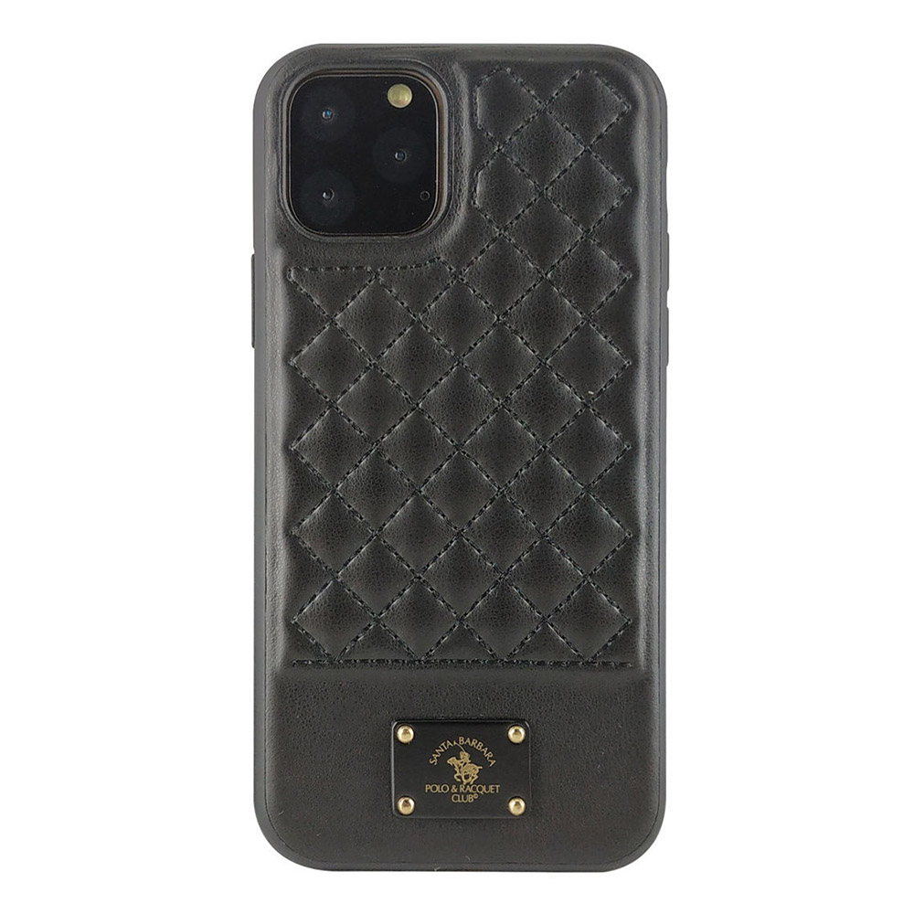 Polo Bradley Case For iPhone 11 Pro Black