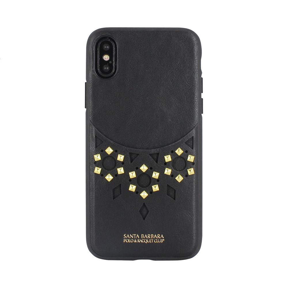 Polo Brynn Case Black For iPhone X/XS (SB-IPXSPBRN-BLK)