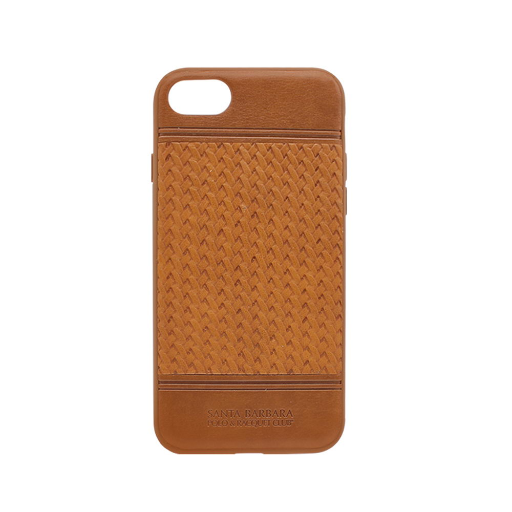 Polo Chevron For iPhone 7/8/SE 2020 Brown (SB-IP7SPCHR-BRW)