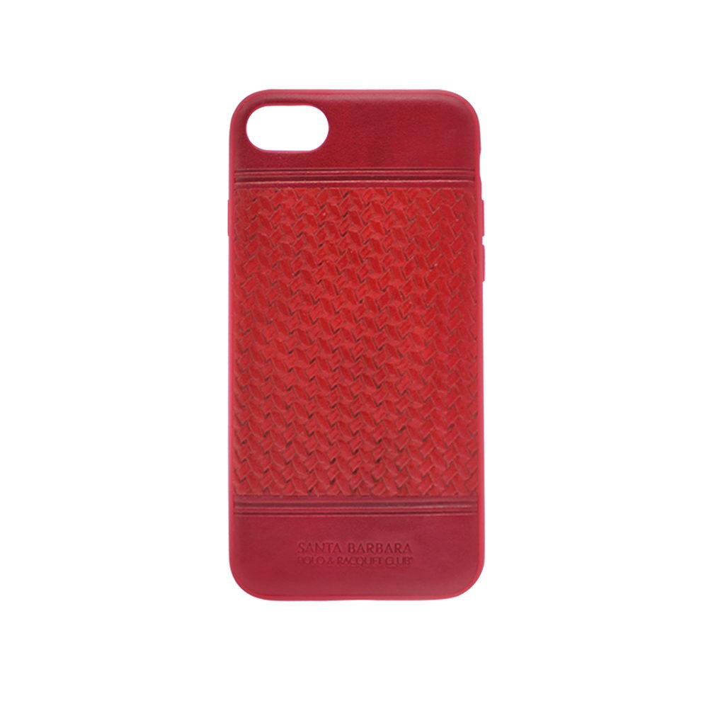 Polo Chevron For iPhone 7/8 Plus Red (SB-IP7SPCHR-RED-1)