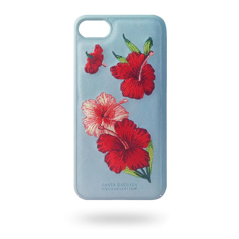 Polo Hawaii For iPhone 7/8/SE 2020 Blue (SB-IP7SPHWA-BLU)