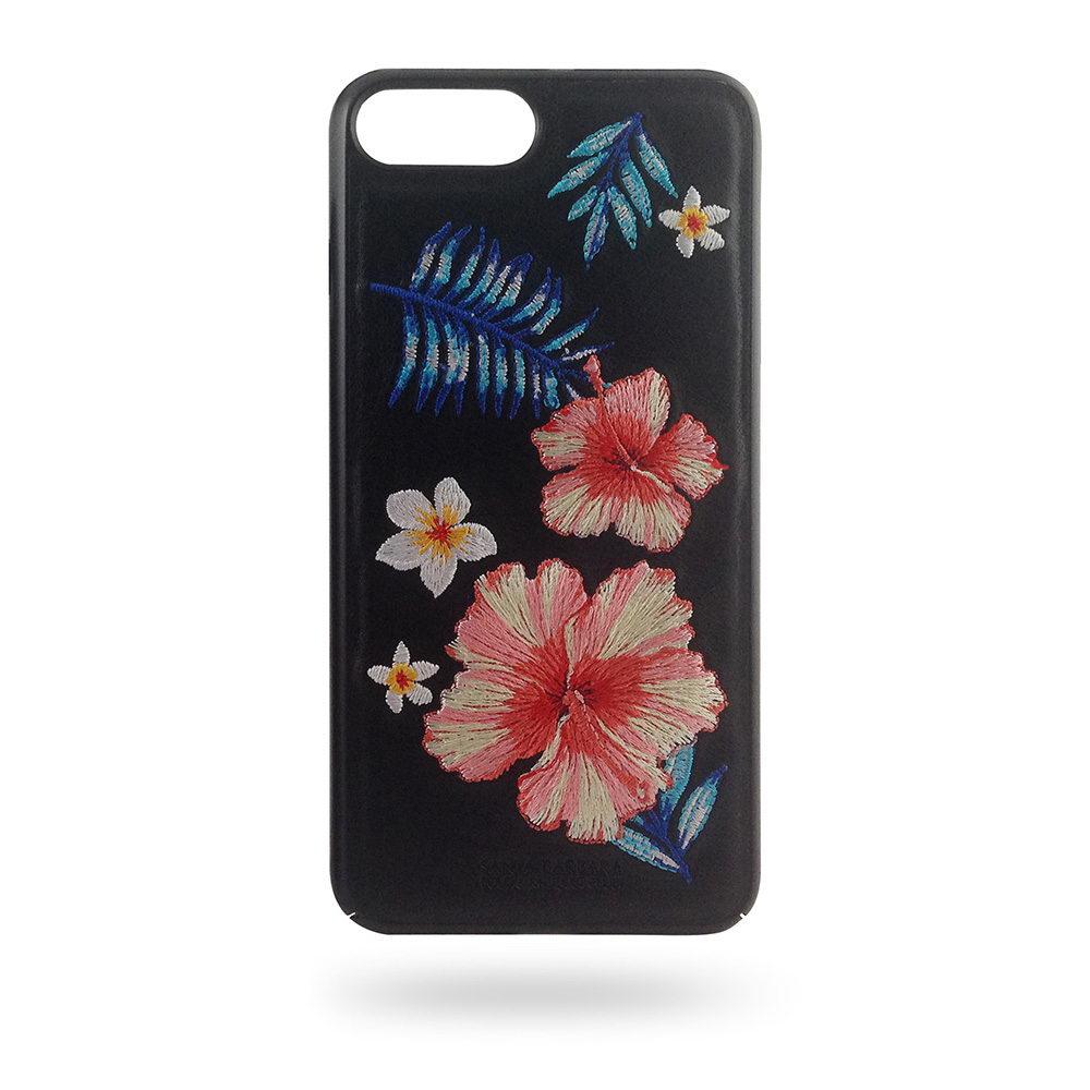 Polo Hawaii For iPhone 7/8 Plus Black (SB-IP7SPHWA-BLK-1)