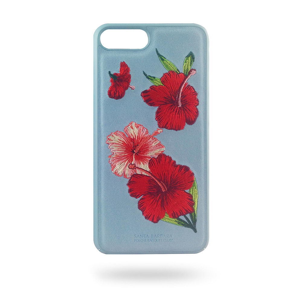 Polo Hawaii For iPhone 7/8 Plus Blue (SB-IP7SPHWA-BLU-1)