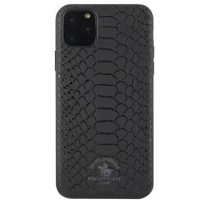 Polo Knight Case For iPhone 11 Pro Black