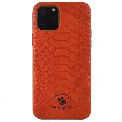 Polo Knight Case For iPhone 11 Pro Red