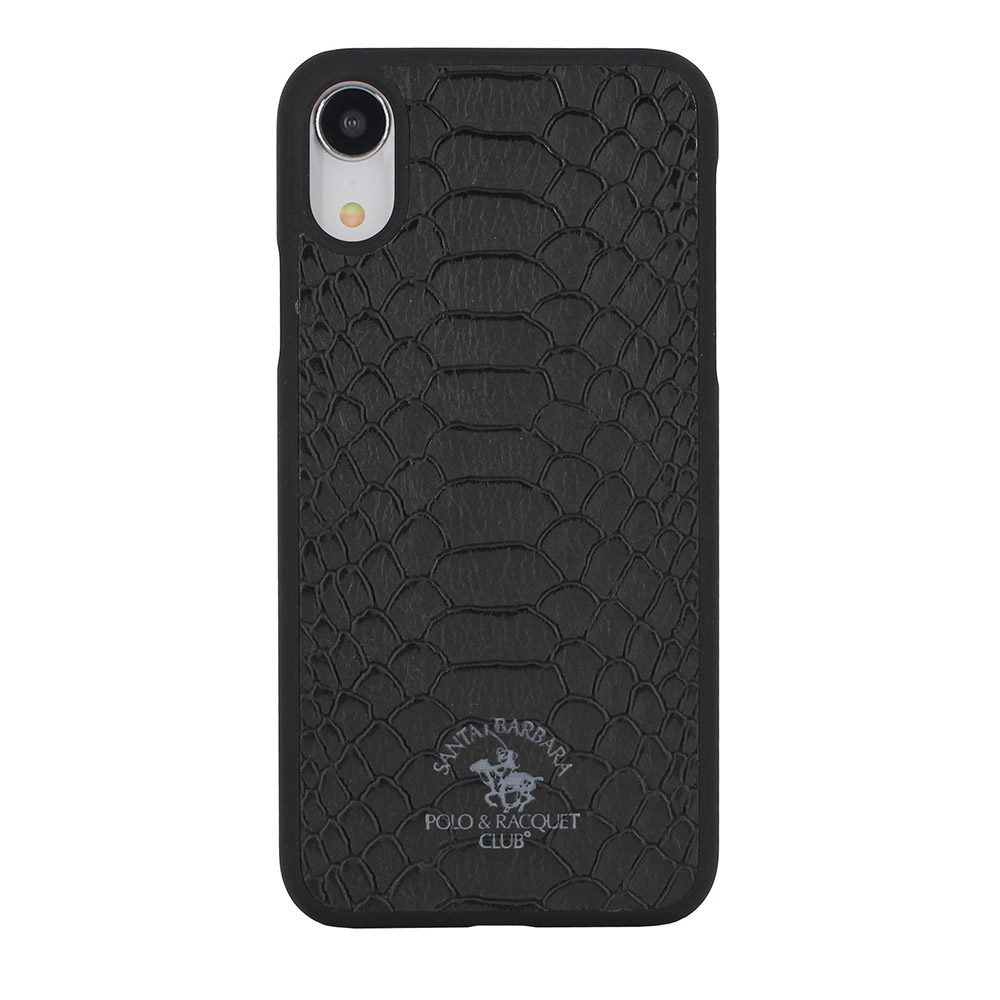 Polo Knight Black For iPhone XR