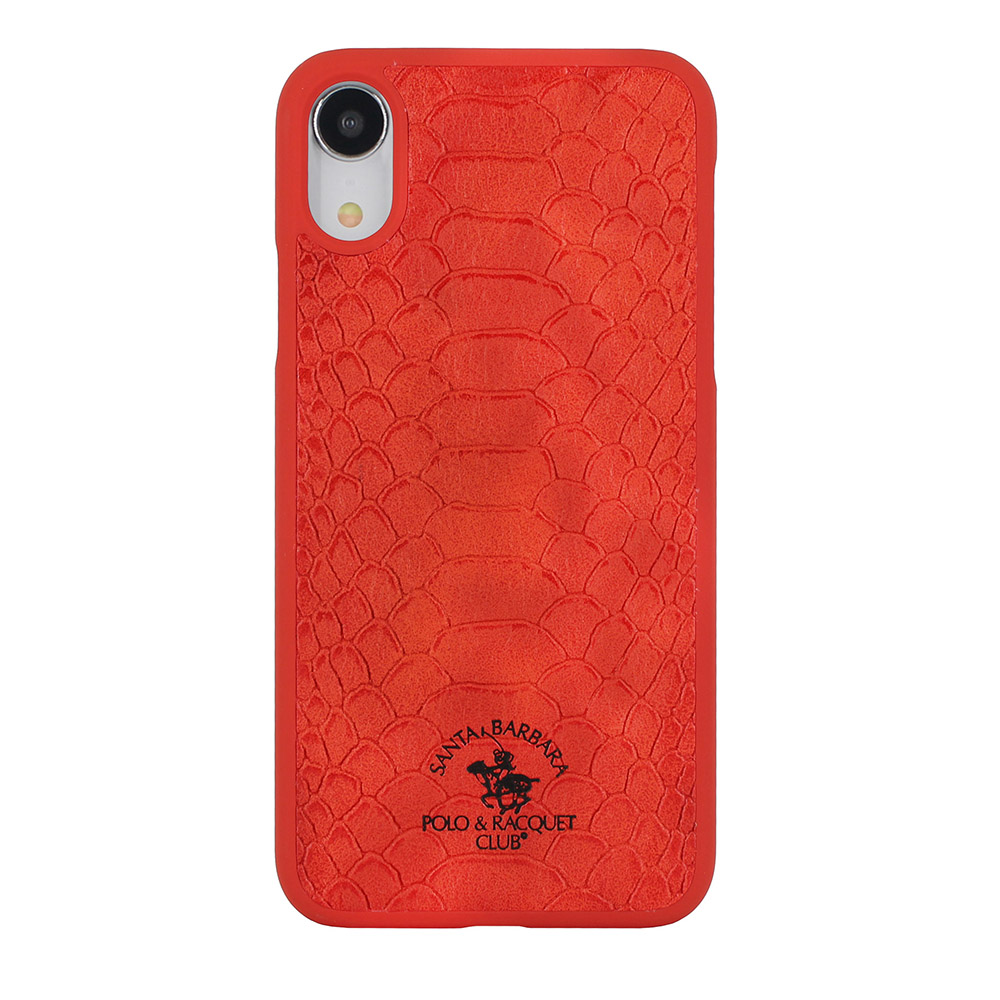 Polo Knight Red For iPhone XR