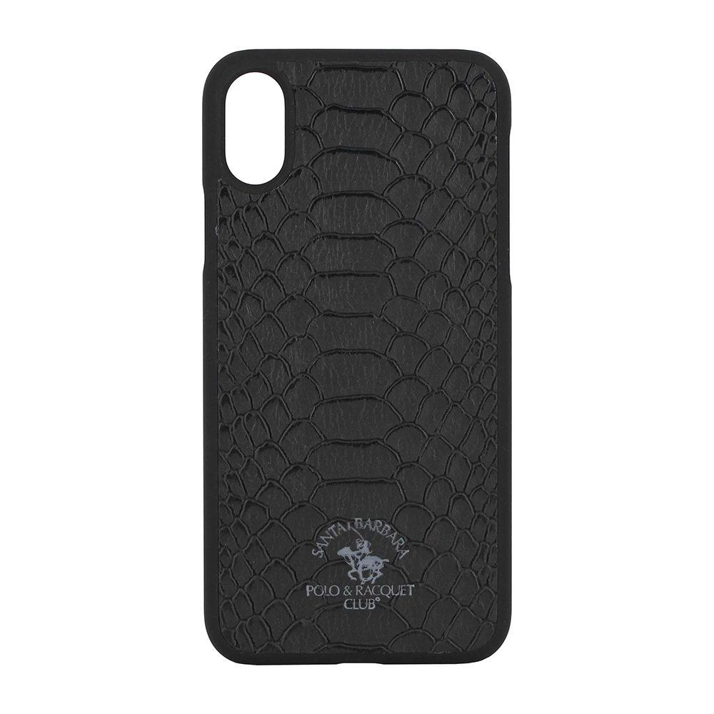 Polo Knight For iPhone XS Max Black (SB-IP6.5SPKNT-BLK)