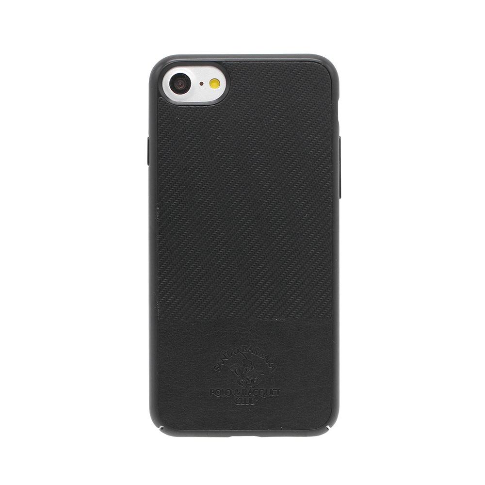Polo Prestige For iPhone 7/8/SE 2020 Black (SB-IP7SPPST-BLK)