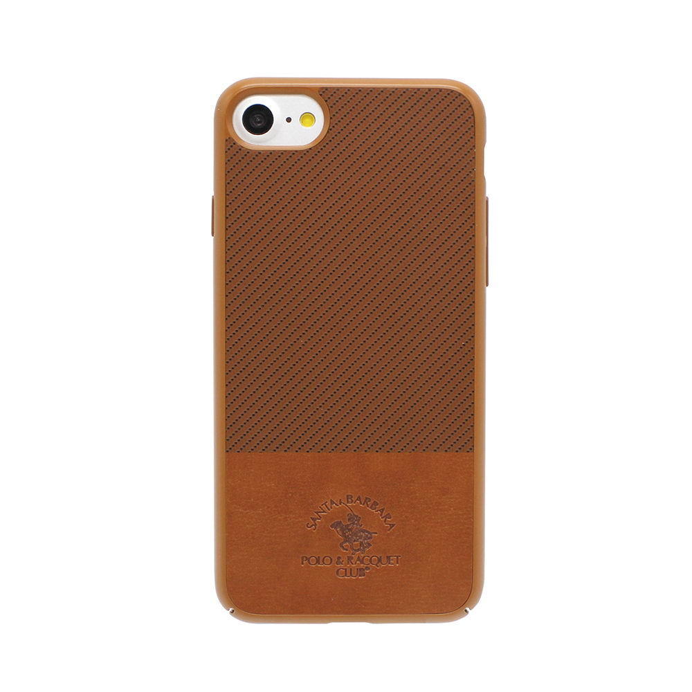 Polo Prestige For iPhone 7/8 Plus Brown (SB-IP7SPPST-BRW-1)