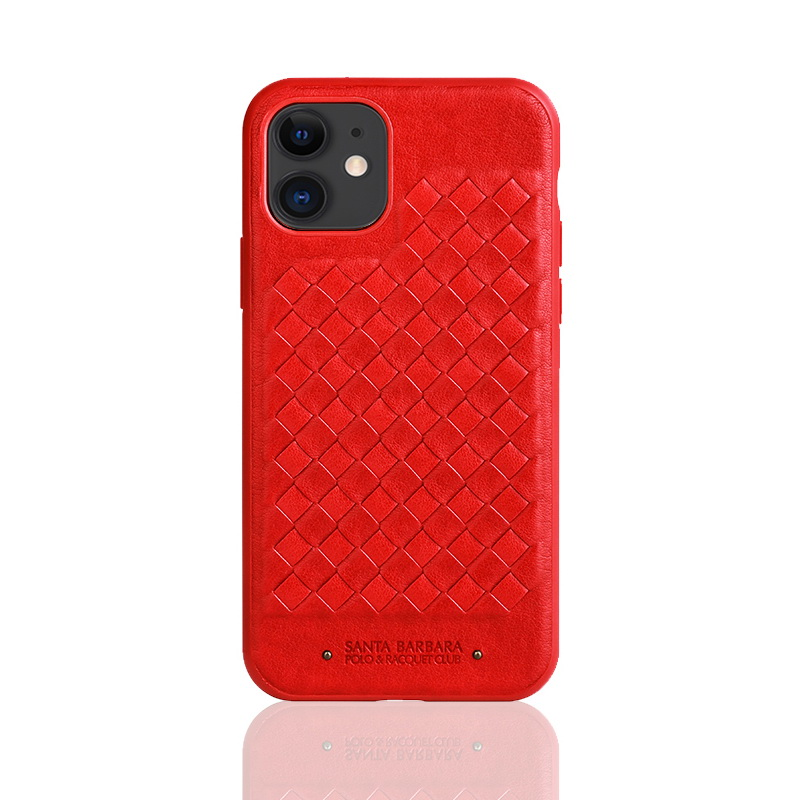 Polo Ravel Case For iPhone 11 Red