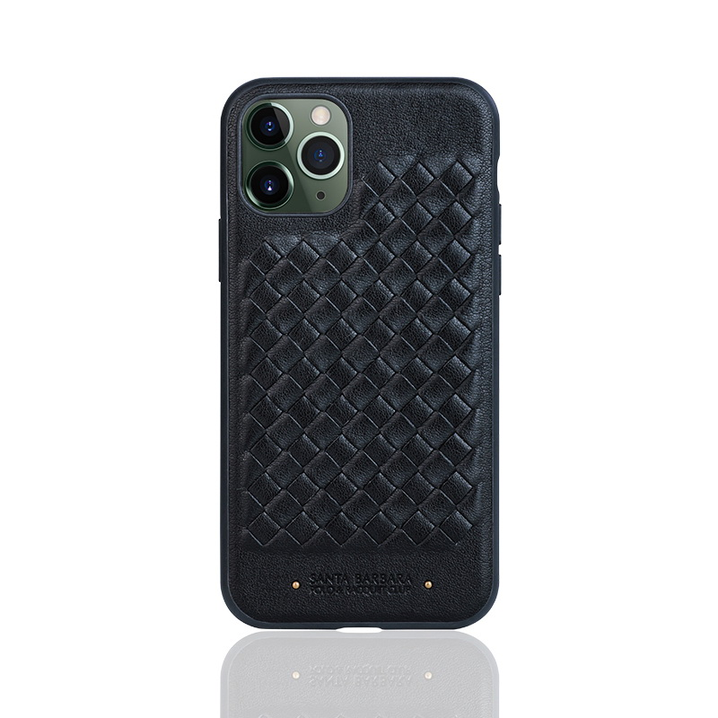 Polo Ravel Case For iPhone 11 Pro Black
