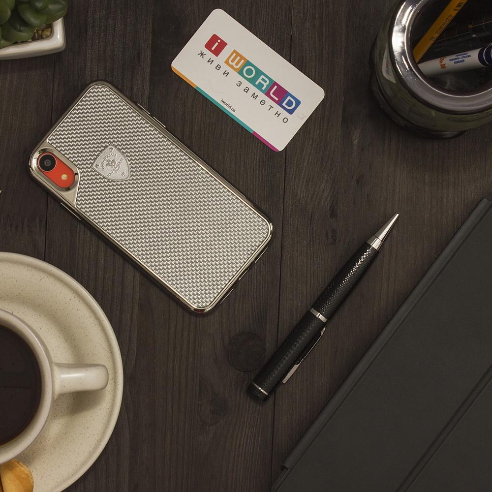 Polo Rev For iPhone XR Silver (SB-IP6.1SPREV-SLV)