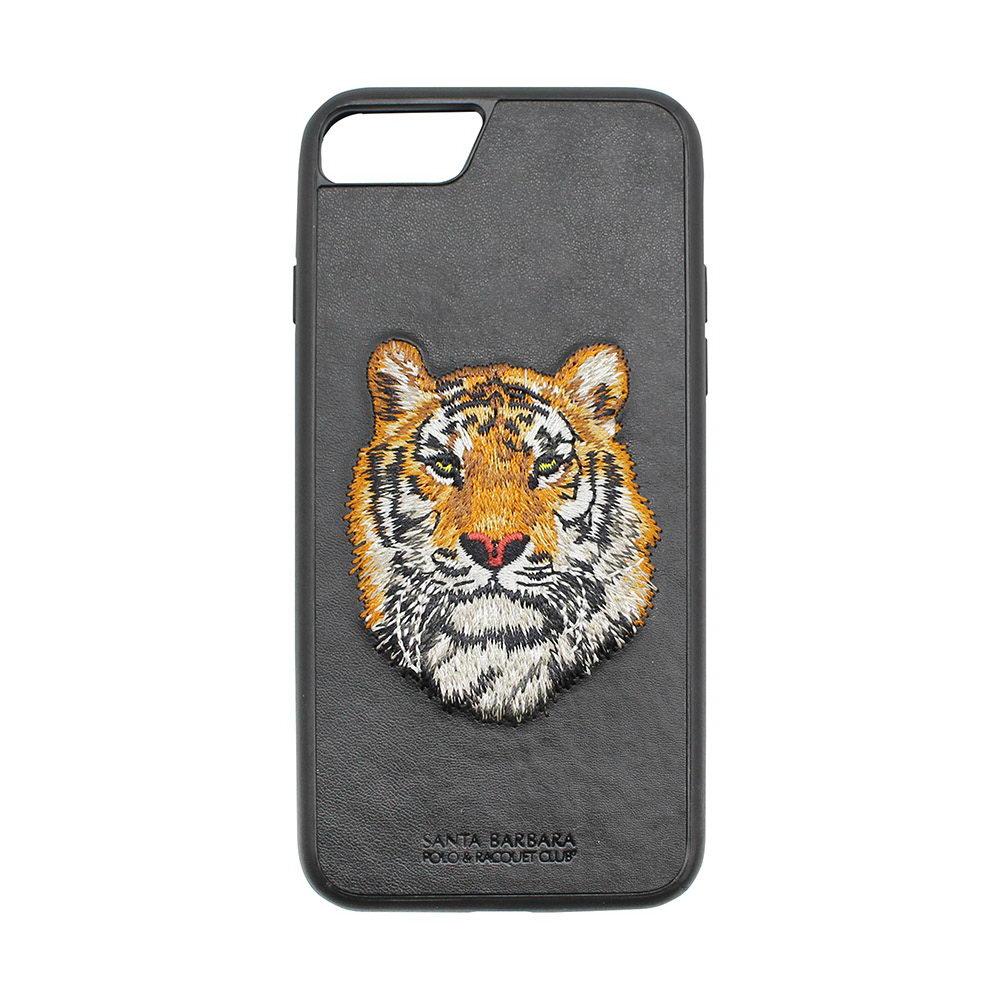 Polo Savanna Bengal Tiger For iPhone 7/8/SE 2020 Black (SB-IP7SPSAV-TIG)