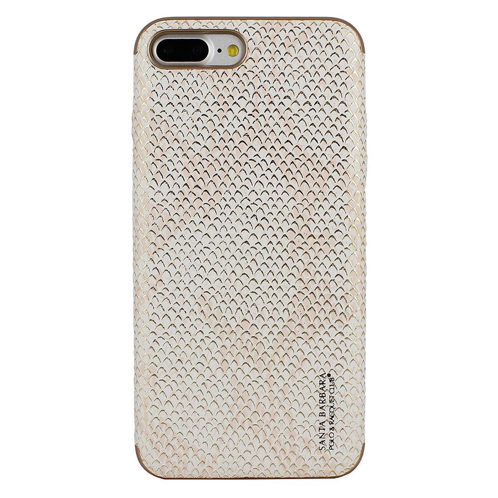 Polo Viper Diamond back For iPhone 7/8 Plus White (SB-IP7SPVIP-WHT-1)