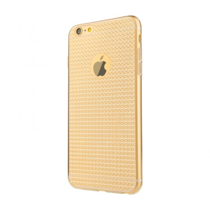 Baseus Bling Case For iPhone6 Plus/6S Plus Champaign Gold