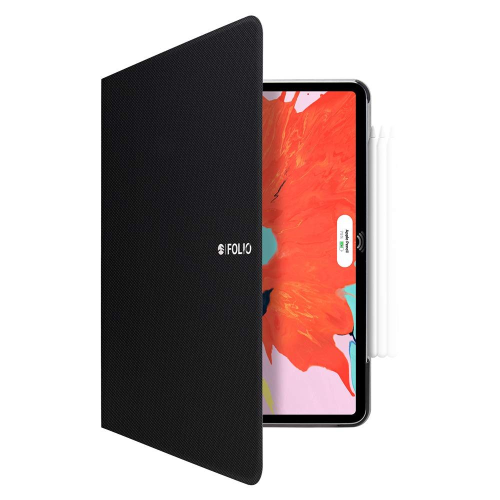 "Switcheasy CoverBuddy Folio for iPad Pro 12.9"" (2018) Black (GS-109-50-155-11)"