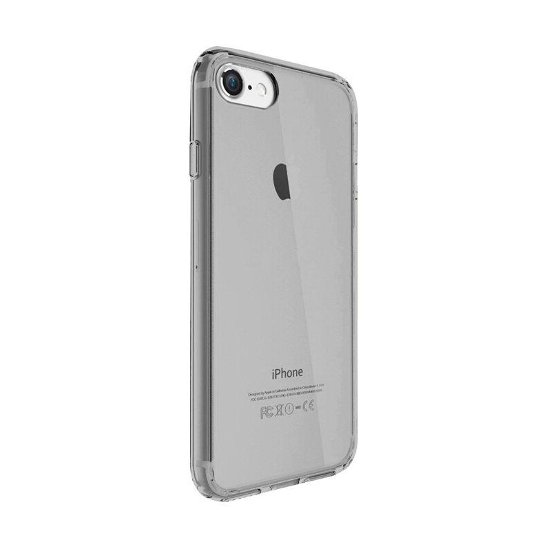 SwitchEasy Crush PC+TPU Case for iPhone 7/8/SE 2020 Ultra Black (GS-54-116-20)