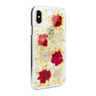 SwitchEasy Flash Case for iPhone X/XS Gold Flower (GS-81-444-16)