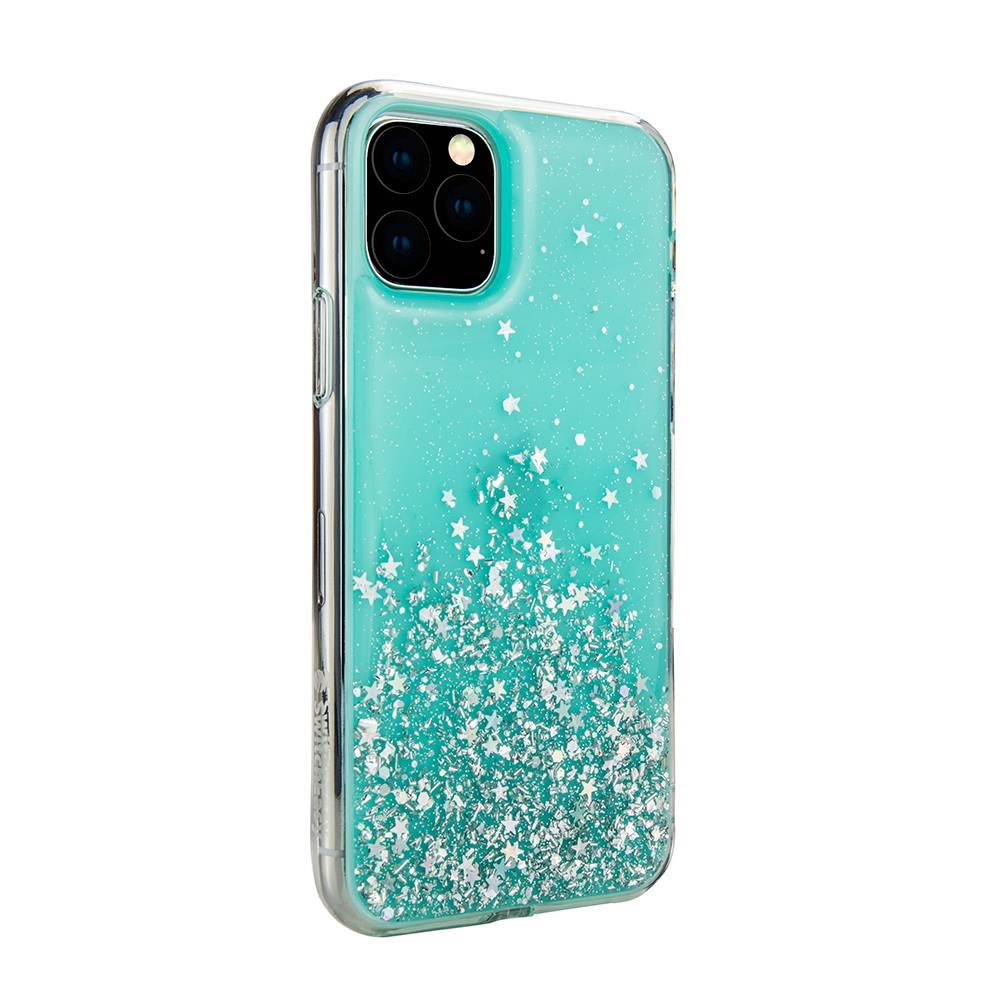 SwitchEasy Starfield For iPhone 11 Pro Transparent Blue (GS-103-80-171-64)