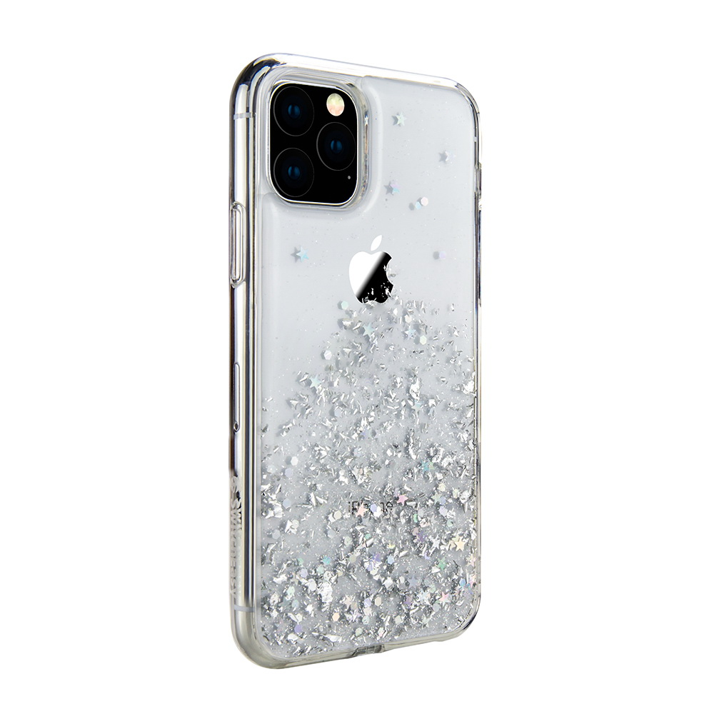 SwitchEasy Starfield For iPhone 11 Pro Transparent (GS-103-80-171-65)