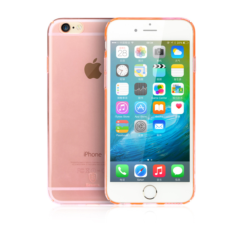 Baseus Sky Case For iPhone6S Pink