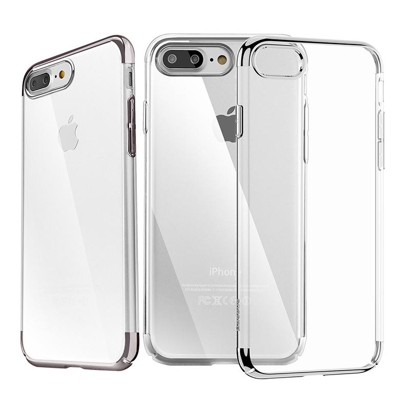 Baseus Shining Case (TPU) For iPhone 7 Plus Black