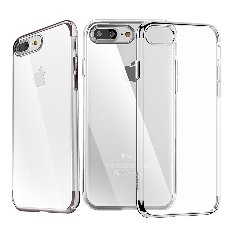 Baseus Shining Case (TPU) For iPhone 7 Plus Black