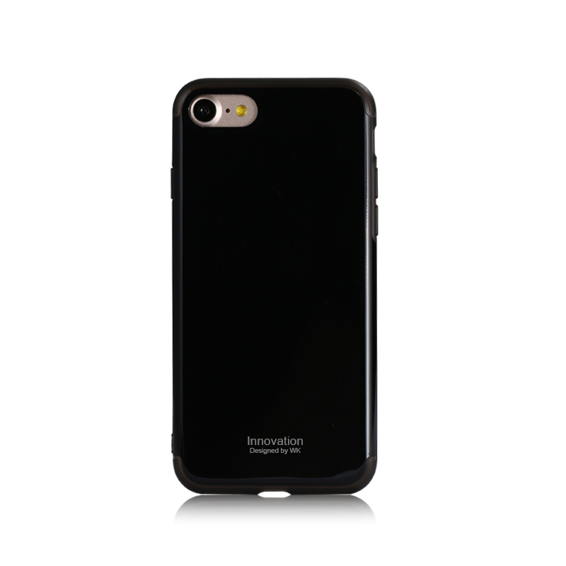 WK Roxy Jet Black Case for iPhone 7/8/SE 2020