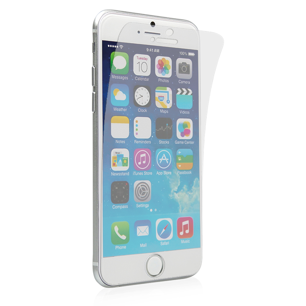 """Baseus Clear Film Screen Guard for iPhone 6 Plus 5.5"""""""