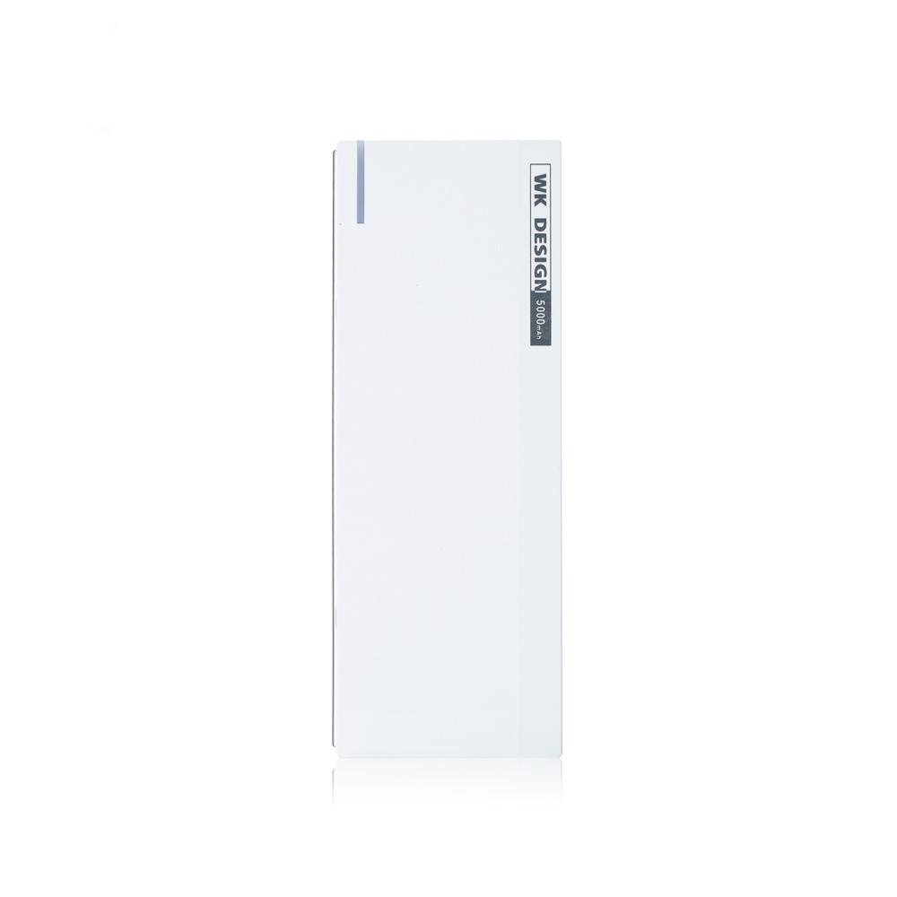 WK Kpower 5000mAh Smart Power bank White