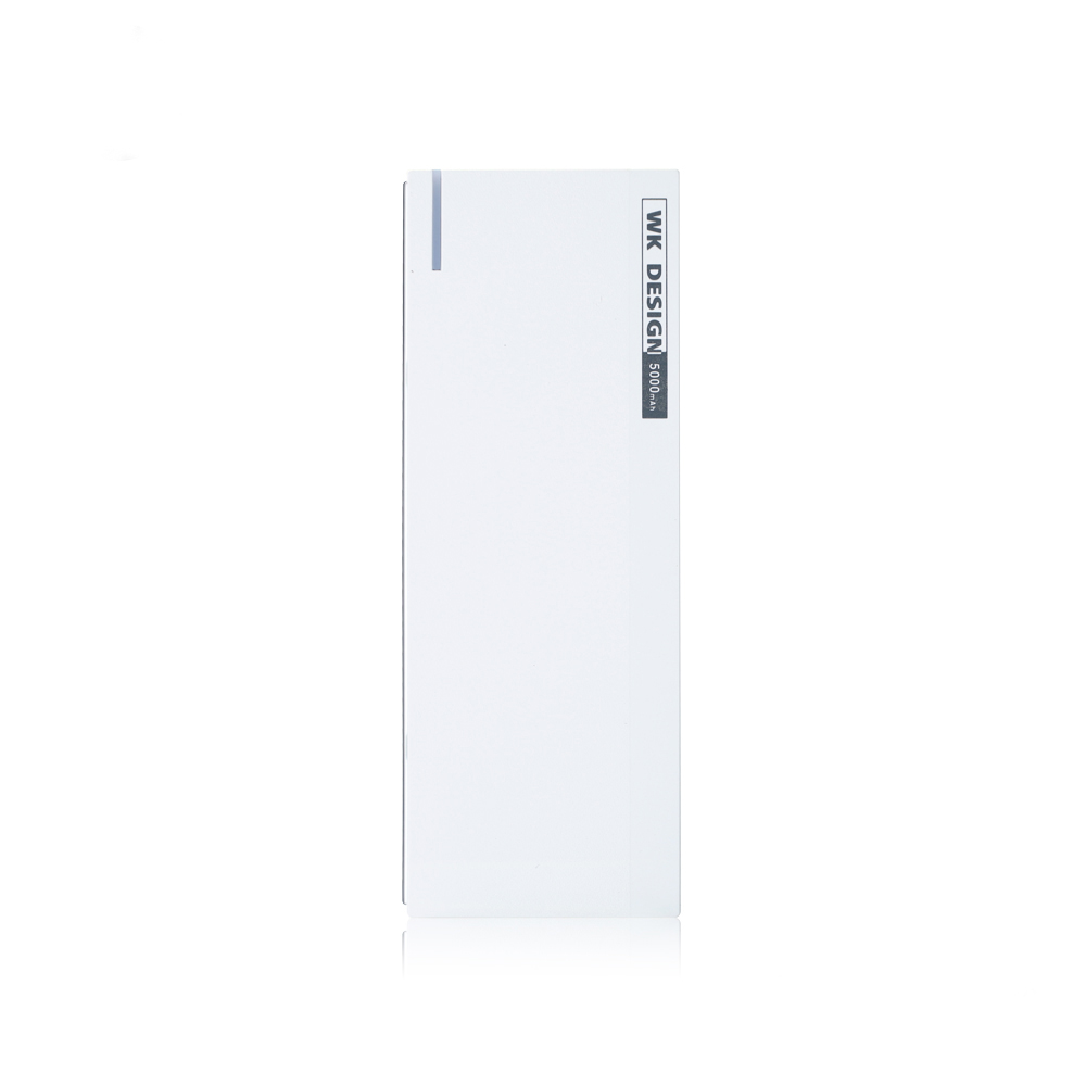 WK Kpower 5000mAh Smart Power bank White